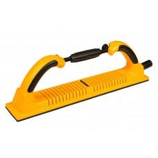 File Board 70x400mm Grip 53H Flexible Yellow